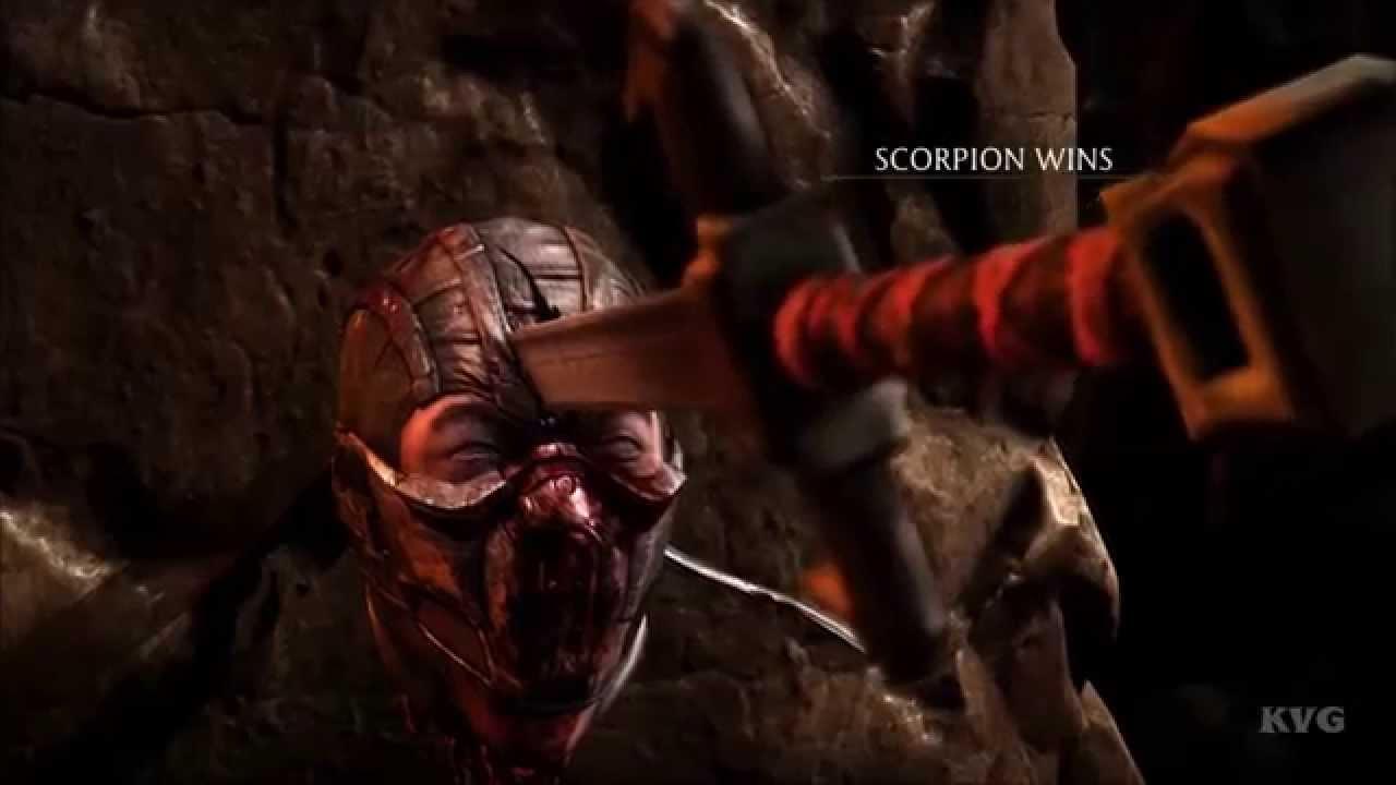 Mortal Kombat X Scorpion Fatality Who S Next Pc Hd 1080p