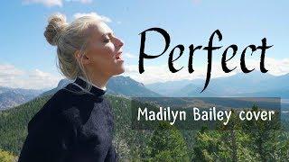 ◆ Perfect《無與倫比的美麗》- Ed Sheeran - Madilyn Bailey cover 中文翻譯 ◆