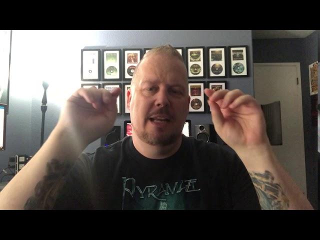 Norman Skinner - Video Interview w\Antichrist Magazine
