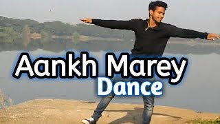 Simmba_Aankh marey |Dance video|Space Dance choreography |Ranveer Singh,Sara Ali khan