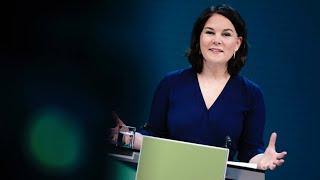 Reaktionen zur K-Frage: Lob für die Grünen, Kritik an der Union