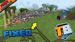 Base Preparations | Truly Bedrock [1-43] | Minecraft Bedrock Edition SMP (MCPE / MCBE)