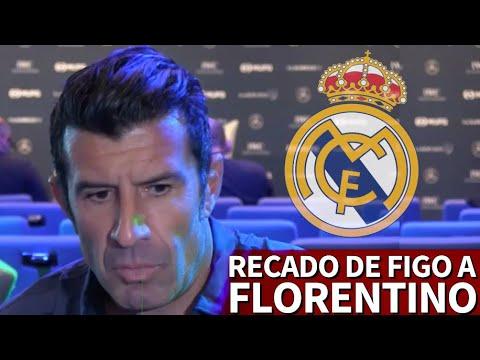 Recado de Figo a Florentino y a la preparaci�n f�sica del Real Madrid con Lopetegui | Diario AS