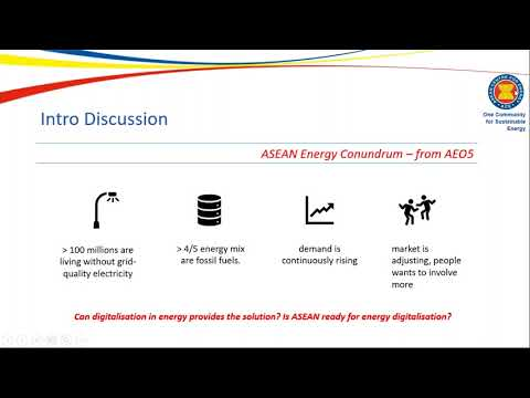 Is ASEAN Ready for the Era of Energy Digitalisation?