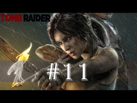 Tomb Raider - Walkthrough - Part 11 - Bloody Hell (XBOX/PS3/PC)