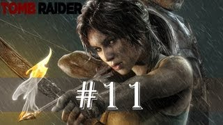 Tomb Raider - Walkthrough - Part 11 - Bloody Hell (XBOX/PS3/PC)