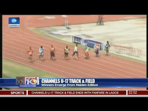 Winners Emerge From Maiden Edition Of Channels Track & Field Event 12/11/18 Pt.4 | News@10 |
