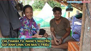 Video Trao quà cho vợ chồng Anh Linh Chị Mai số tiền 5 triệu đồng | Cuộc Sống Quê Miền Tây download MP3, 3GP, MP4, WEBM, AVI, FLV Agustus 2018