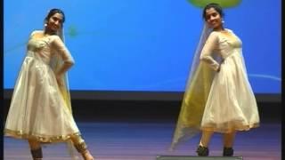 :: Unnai kaanathu Kathak Performance, Infosys. ::