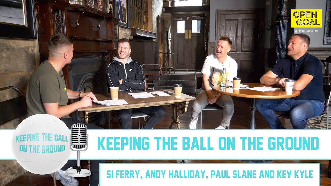 SI, SLANEY, HALLIDAY & KEV FIFA RATINGS! | Keeping the Ball on the Ground