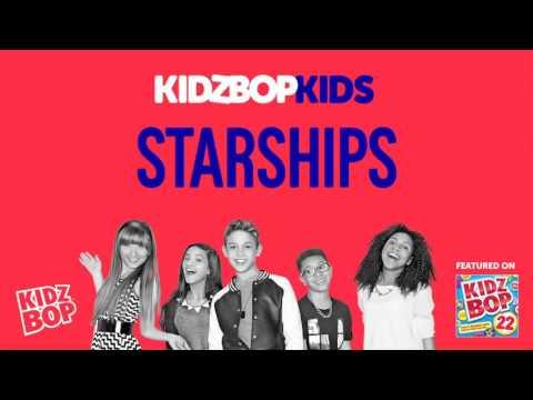 Kidz bop kids starships ( kidz bop 22)