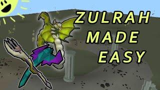 [OSRS] Easy Zulrah Guide