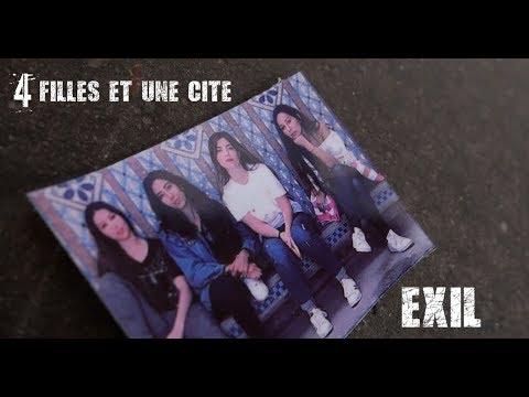 """4 Filles Et Une Cité - Épisode 1 """"EXIL"""""""