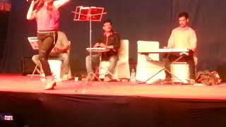 Madhurima Basu Sa Re Ga Ma Pa || Mere Rashke Qamar || Vatika INDIA Next Gurgaon || Bengali Singer
