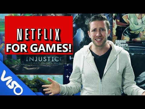 Netflix For Video Games