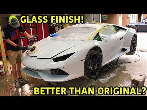 I Finally Got A Lambo Lamborghini Huracan Review The New Car