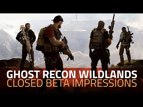 Ghost Recon Wildlands Closed Beta Impressions | How's Ubisoft's Open-World Shooter Shaping up?