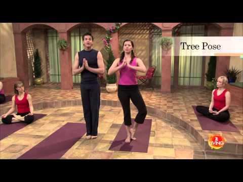 Increasing Energy - Yoga Class Full 44 Minutes Yoga For Life |  | Z Living