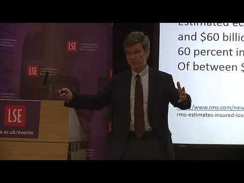 LSE Events | Jeffrey D. Sachs | A Proposal For Climate Justice