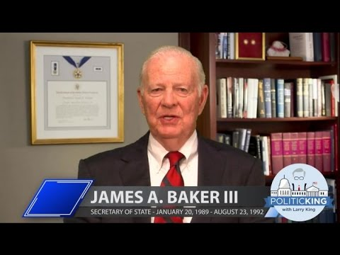 Former Sec. of State James Baker Says GOP Letter to Iran is Wrong and Worrisome | PoliticKing