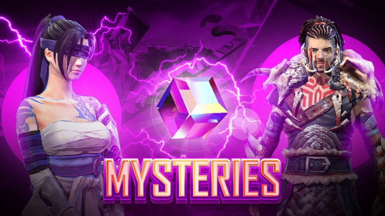 Mysteries Of Magic Cube 3 New Ajjubhai Dress - Garena Free Fire
