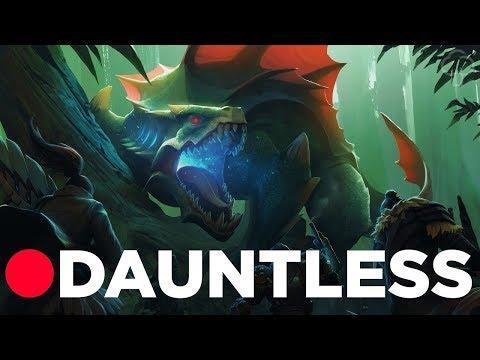 Dauntless Founder's Alpha - Cutting Tails & Carting