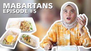 Karinya Berasa Banget! Nasi Goreng Kari Kuning - Mabartans Eps. #5