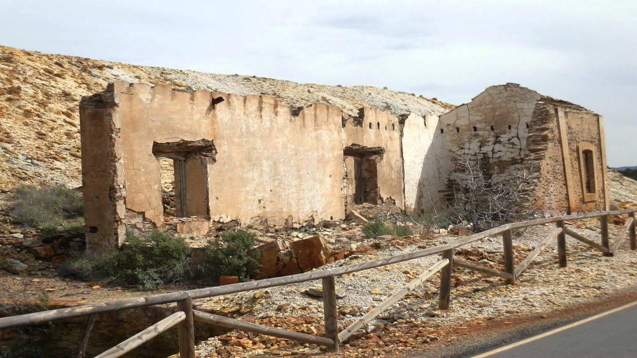 Via minera castillo de las guardas pe a del hierro youtube - Entradas baratas castillo de las guardas ...