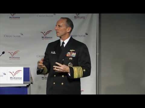 CNO Discusses Mastering Cyber/EM Spectrum