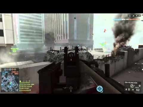 Mil maneras de morir BF4 Travel Video