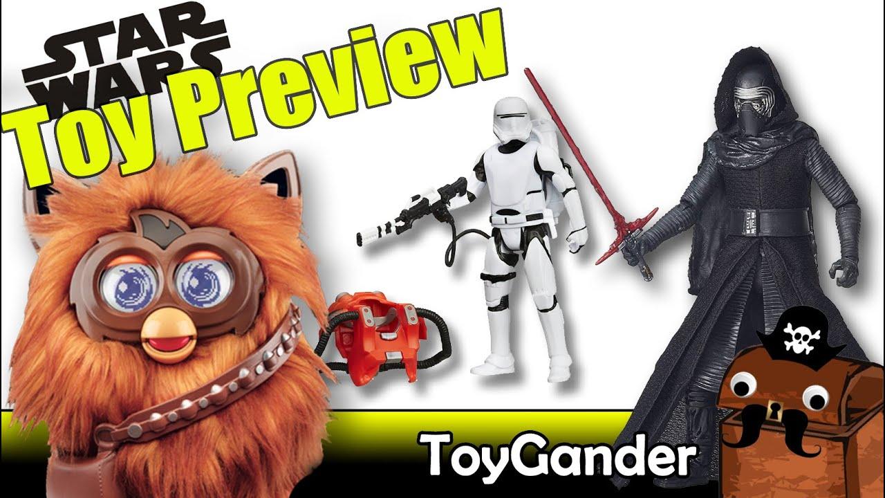 hasbro star wars force awakens toys youtube. Black Bedroom Furniture Sets. Home Design Ideas