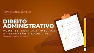 [ISS Porto Alegre] Direito Administrativo: Aula 3/3