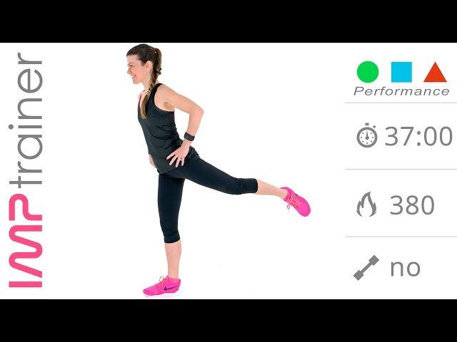 allenamento brucia grassi a casa video ufficiale