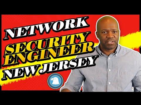 Network Security Engineer New Jersey job