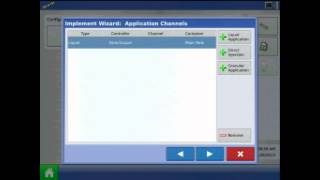 Comment créer un DirectInjection de Configuration sur l'Ag Leader ® Integra/Versa affichage