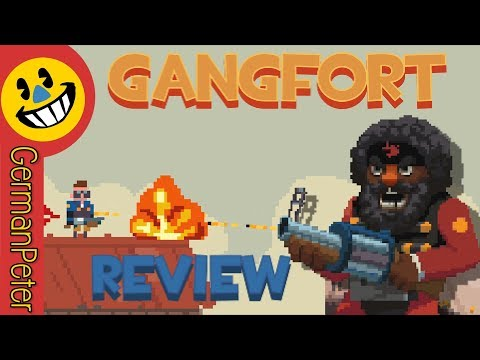 Gangfort Review - TF2 for Mobile