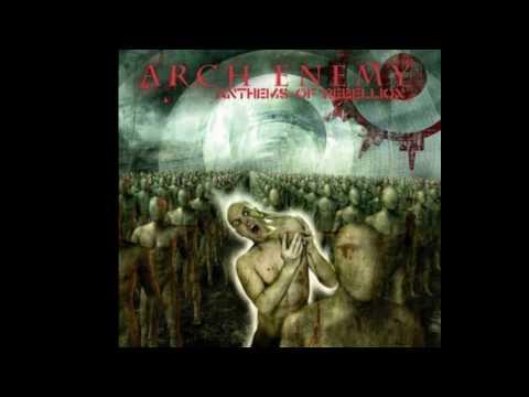 Arch Enemy- Dead Eyes See No Future (lyrics) [HQ]