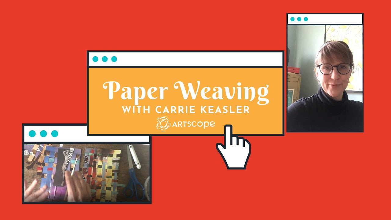 Paper Weaving with Carrie