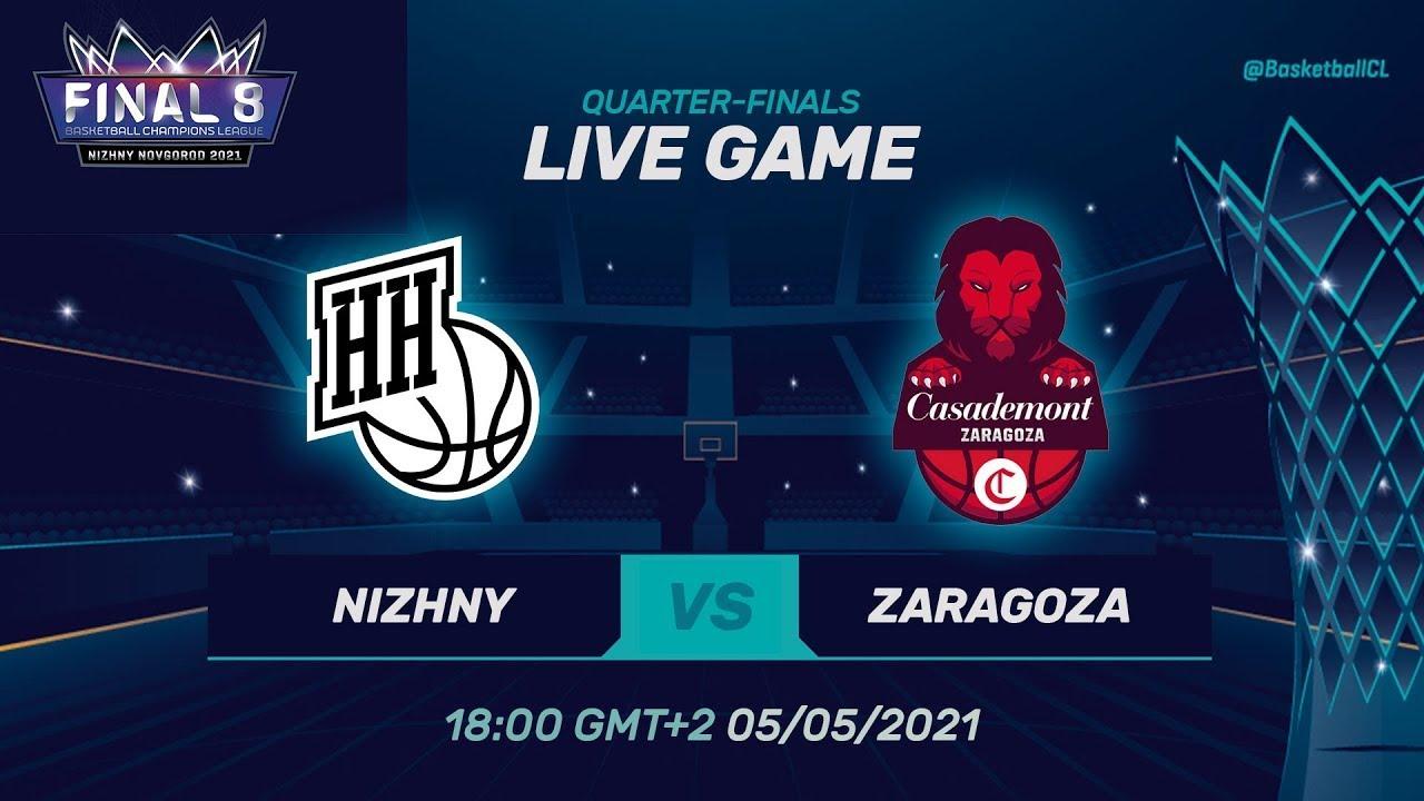 Nizhny Novgorod v Casademont Zaragoza - Full Game | @Basketball Champions League