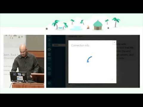 Using Cloud Application Services - Vancouver Web Camp Conference