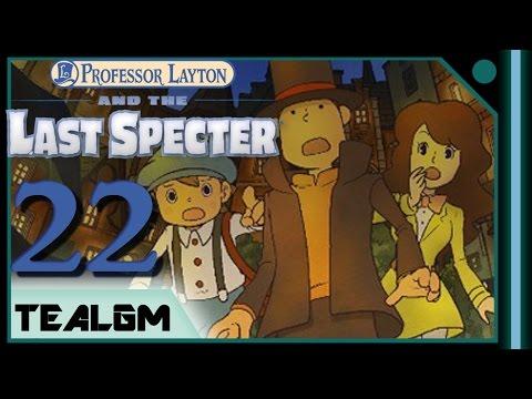 Professor Layton & The Spectre's Call (Last Specter) - Part 22: A Dark Tale