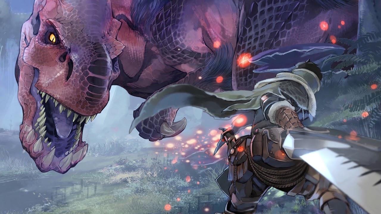 Monster Hunter World Wallpaper Engine Youtube
