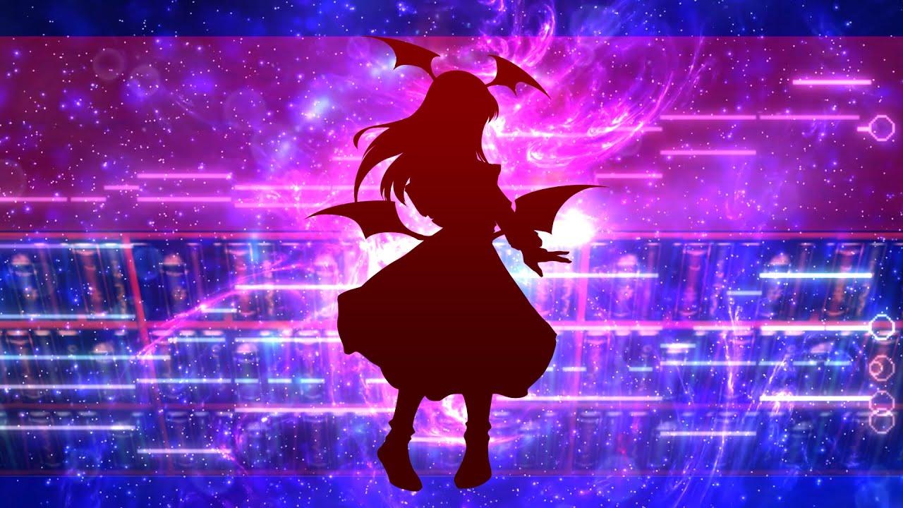 【東方自作アレンジ】ヴワル魔法図書館【単品アレンジ】