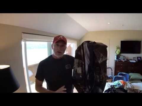 Packing For A Canadian Fly In Fishing Trip