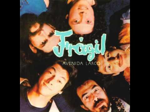 Frágil - Avenida Larco (1980) - [Álbum completo / Full album]