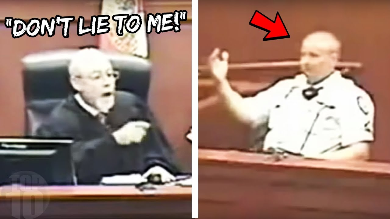 10 Judges Who Freaked Out In Court