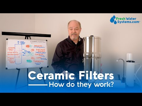 What Is A Ceramic Filter And How Does It Work?
