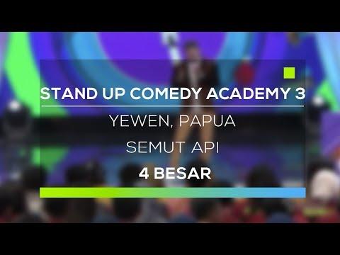 Stand Up Comedy Academy 3 : Yewen, Papua - Semut Api