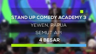 Video Stand Up Comedy Academy 3 : Yewen, Papua - Semut Api download MP3, 3GP, MP4, WEBM, AVI, FLV Agustus 2018