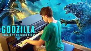 Godzilla: King of the Monsters - Main Theme (Piano Cover)